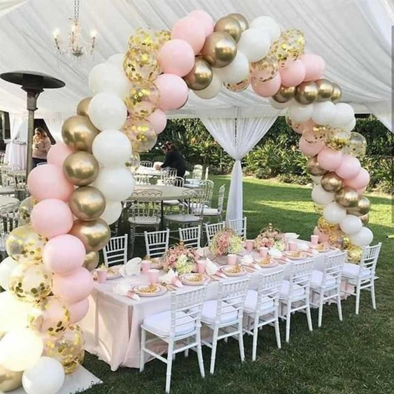 Оформлению свадьбы воздушными шарами