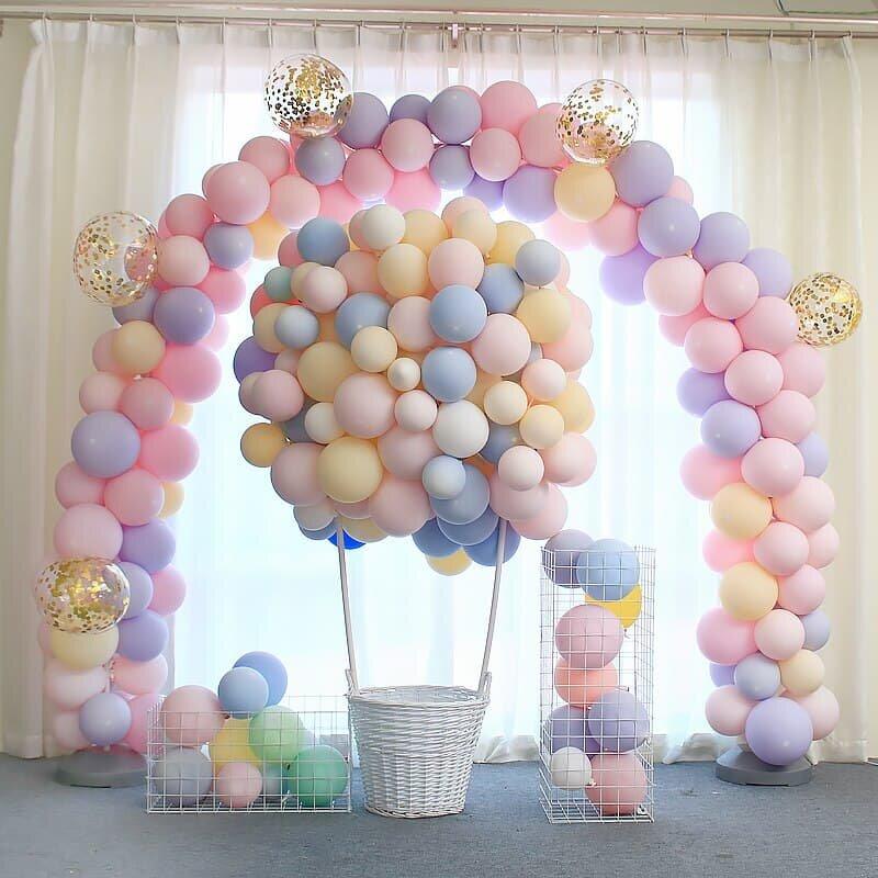 Оформление мероприятия надувными шарами