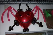 Чертик из воздушных шаров