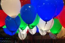 Светящиеся шары. Класс: Премиум