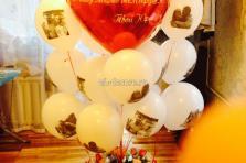 Фото на воздушных шарах