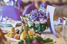 Композиции на столы для гостей