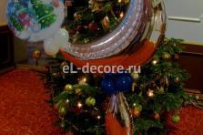 """Композиция """"Новогодний месяц"""""""