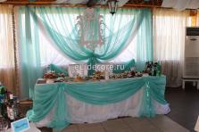 Герб с инициалами молодых на свадьбу