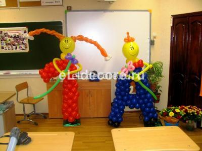 Оформили класс к Дню Лицеиста