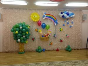 """Выпускной в садике """"Алые паруса"""" мкр.Кузнечики"""